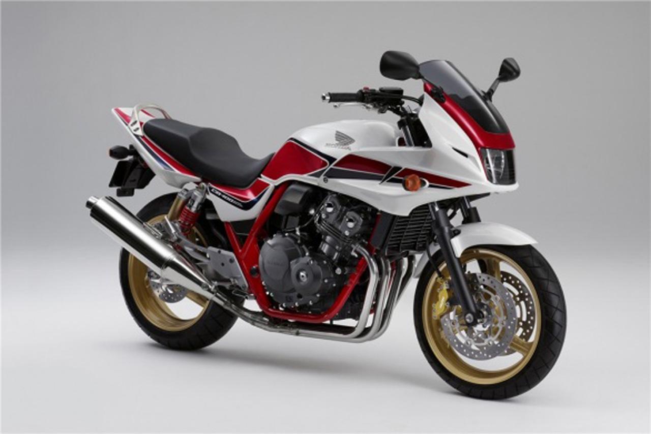 Honda CB400 Super Four Special Edition | Visordown |Honda Cb400 2014