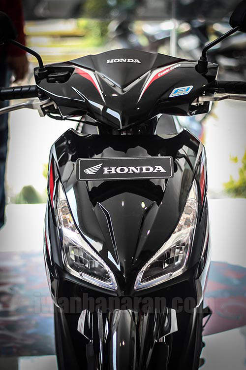 Komparasi Honda New Vario 110 Fi Vs Yamaha Soul Gt