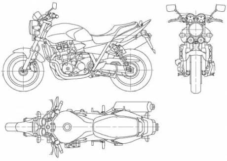 Honda CB400 Super Four Sangat Cocok Bila Dipasarkan di