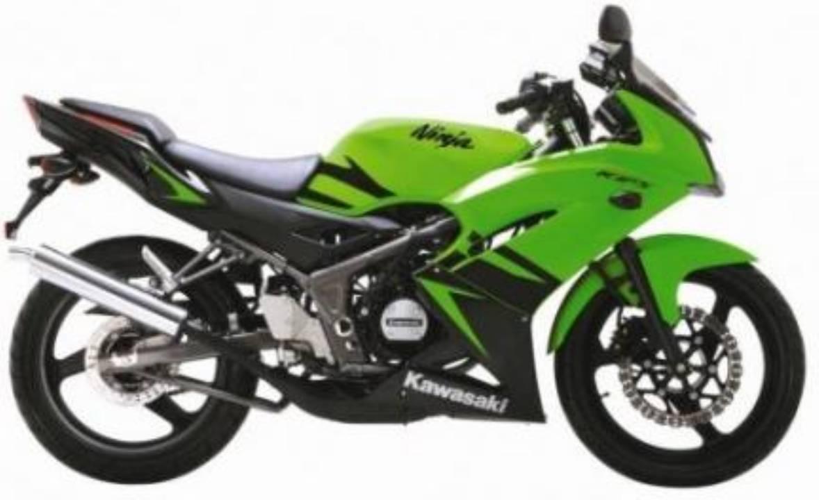 100 Gambar Motor Ninja Rr 150 Cc Terbaru Obeng Motor