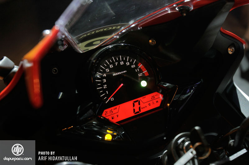 Komparasi Data Uji Performa Honda Old CBR 250R VS New CBR