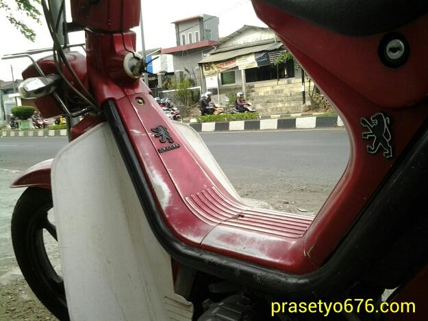bertemu langsung dengan sepeda motor peugeot prasetyo676com